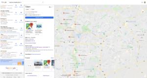 Google Maps SEO Company SA-1Giant