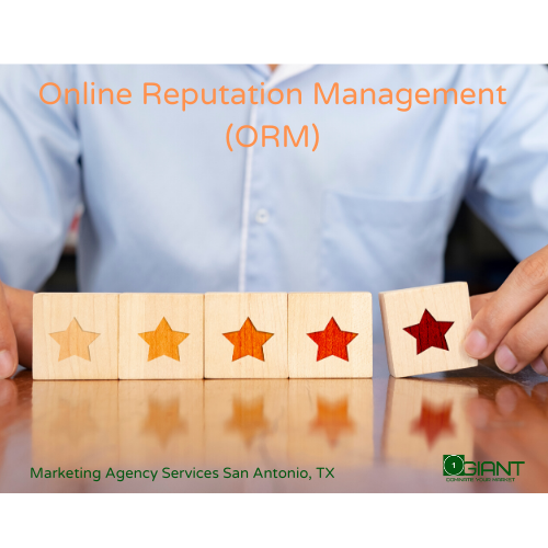 Online Reputation Management San Antonio 1Giant
